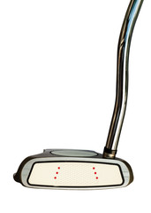 Golf club Putter  on white background