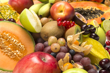 Obst-Vitamine