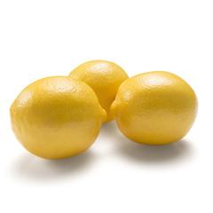 Zitronen-mit Pfaden