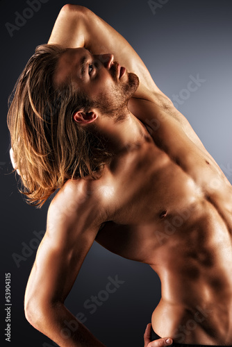 Красивые голые люди фото