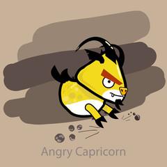 Angry horoscope: Capricorn