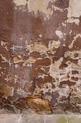 Wall Mural - Hintergrund, marode Fassade