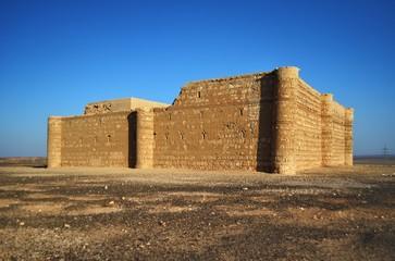 Desert castle - Qasr Kharana, Jordan