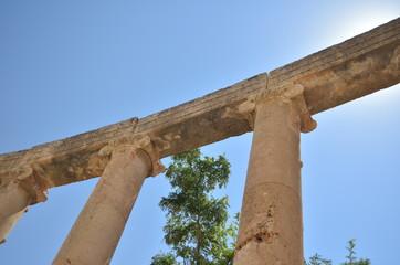 Antique ruins - Jerash