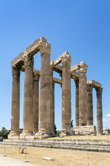 Temple of Olympian Zeus, Athens