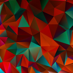 Abstract red and green. EPS 10