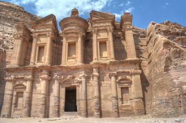 The Monastery (Al Deir) of Petra - Jordan