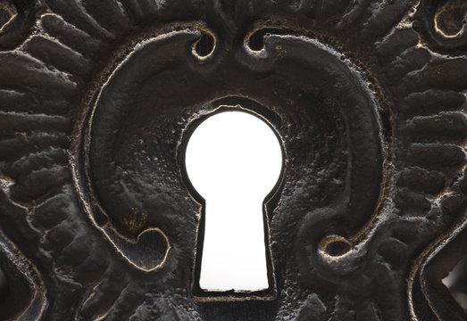 成功への鍵穴