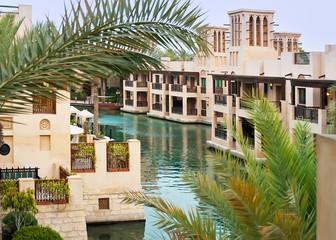 The old district of Dubai, Madinat Jumeirah