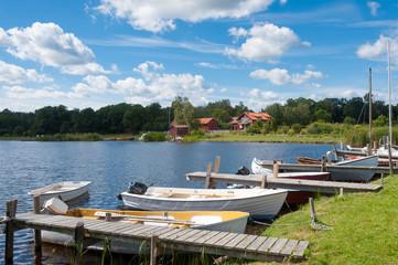 An der Ostseeküste bei Pataholm, Småland