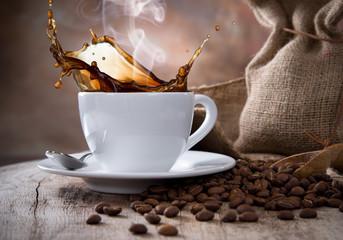 Fototapeta Coffee cup obraz