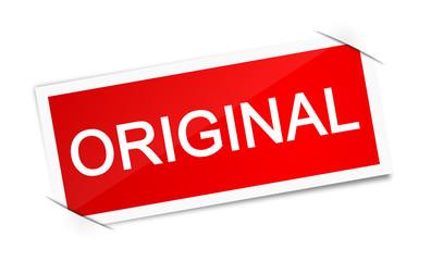 Original Etikett
