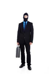 Verbrecher im Business Look