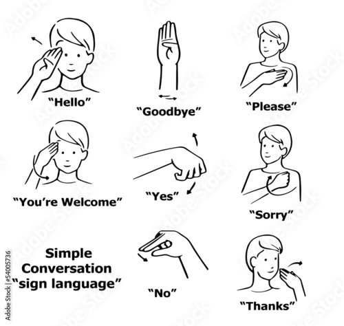 essay on learning sign language How to start learning japanese sign language (jsl), resources online and in japan, and a history of it all improve your japanese by learning jsl along with it.