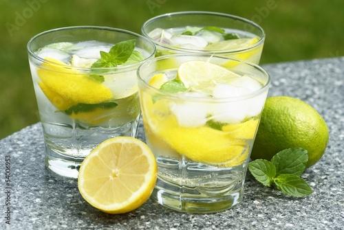 Вода с лимоном натощак для похудения Вода с медом и лимоном