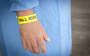 Fall Risk Bracelet Patient