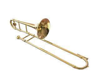 Trombone Angle Shot