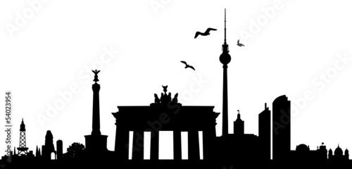 """""""skyline berlin"""" stockfotos und lizenzfreie vektoren auf"""