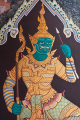 Thai art and paintings