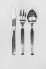 stainless steel utensils set