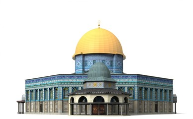 Dome of the Rock 10