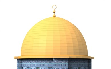 Dome of the Rock 3