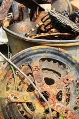 Scrap-iron