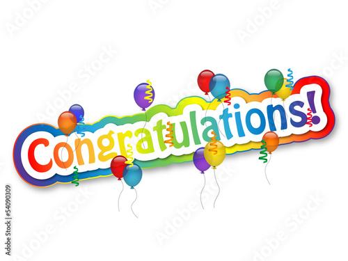 congratulations for job