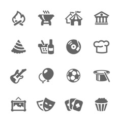 Event icons