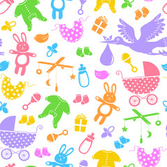 baby items pattern
