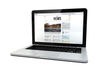 news laptop