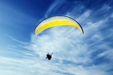Fotorollo Luftsport Paraglider