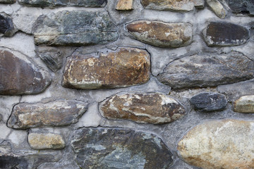 Old Stone Wall Background Texture