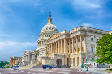 United States Capitol building, Washington DC