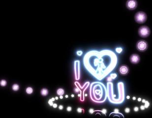 Illustration of a magic dj sign  on disco lights background