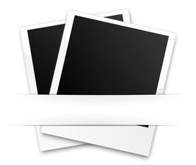 Polaroid in Lasche