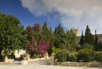 Bet Jimal (Jamal) Catholic monastery, Israel