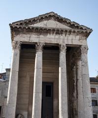 Templo de Augusto (Pula)