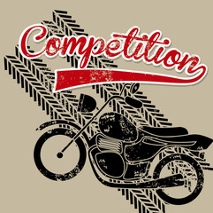 competition label