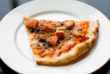 Salmon Pizza