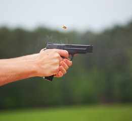 Sizzling gun