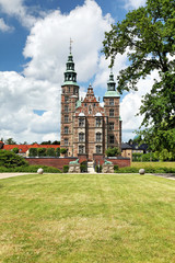 Schloss Rosenborg in Kopenhagen, Dänemark