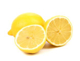 Ripe lemons.