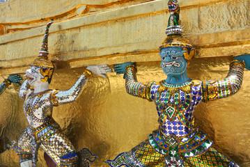 Grand Palace und Wat Phra Kaeo