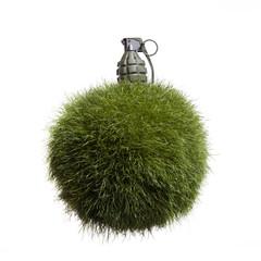 Grass Globe Grenade