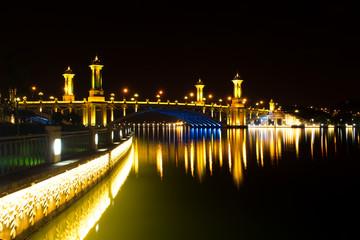 Night View at Putrajaya