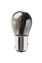 Burnt Electric Light Bulb