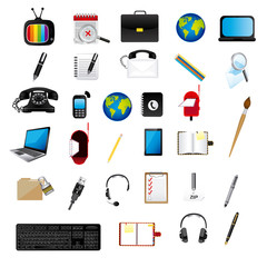 application icons