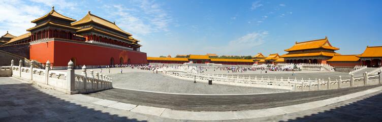 Fotobehang Beijing Beijing - Forbidden City - Gugong