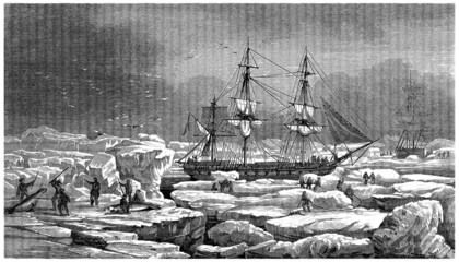Ships : Nipped by Ice - Pris dans les Glaces